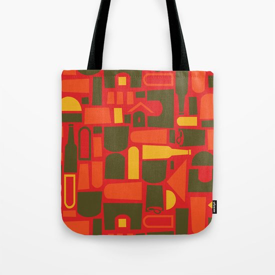 Brew City Tote Bag