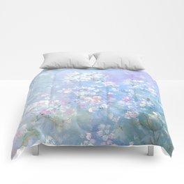 Wild Roses Comforters