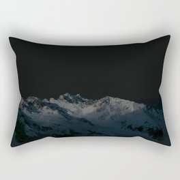 dark moon Rectangular Pillow