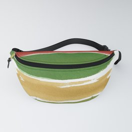 Christmas Colour Palette Fanny Pack