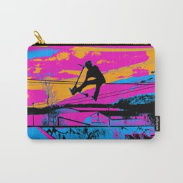 Lets Fly!  - Stunt Scooter Carry-All Pouch