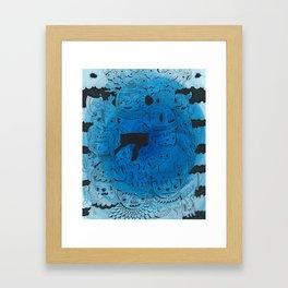 I'm a Lost Boy Framed Art Print