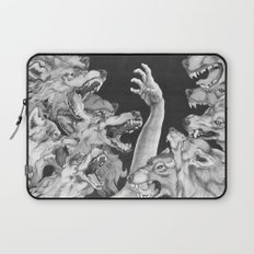 The Wolves are Coming Laptop Sleeve