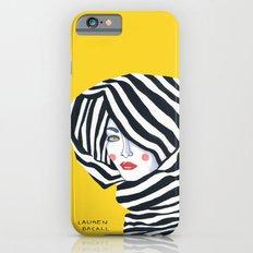 Lauren Bacall iPhone 6s Slim Case