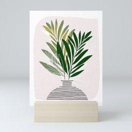 Olive Branches / Contemporary Botanical Art Mini Art Print