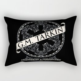 G.M. Tarkin Engineering & Construction Rectangular Pillow