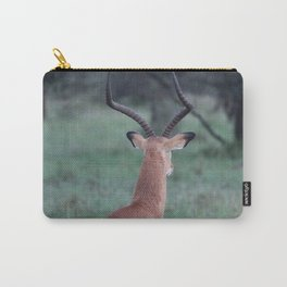 Impala whorl Carry-All Pouch