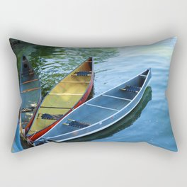 Canoe Tulip Rectangular Pillow