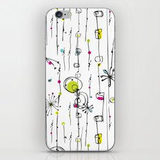 Quirky Icons iPhone & iPod Skin