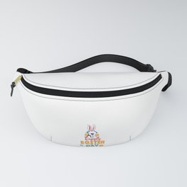 Easter Day for Bully Family Fanny Pack