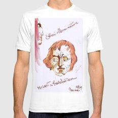 Mozart & Salieri Mens Fitted Tee White MEDIUM