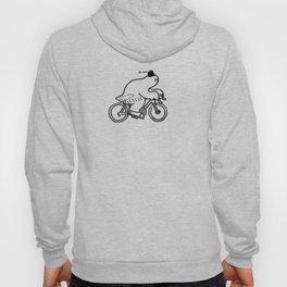 Ghost Bike: Hope in Bicyclists Hoody