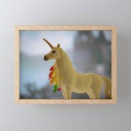 Unicorn Framed Mini Art Print
