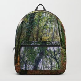 Sunny forest 8 Backpack