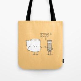 paperwork Tote Bag