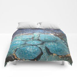 """""""Ocean"""" Comforters"""