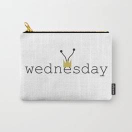 Wednesday Carry-All Pouch