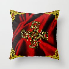 Viktorian Throw Pillow