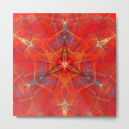 Hexual Healing Metal Print
