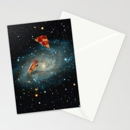Forever Pizza Stationery Cards