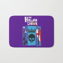 The Hollow Crown Bath Mat
