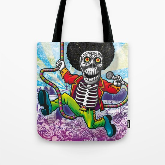 Poster Funkadelik Tote Bag
