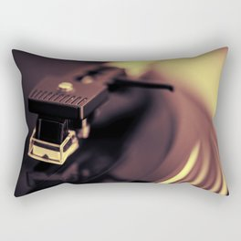 Stylus Tone Rectangular Pillow