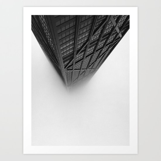 Learn Wisely - Chicago Art Print