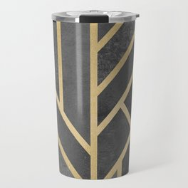 Art Deco Geometry 1 Travel Mug
