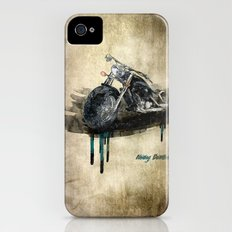 Harley Davidson iPhone (4, 4s) Slim Case