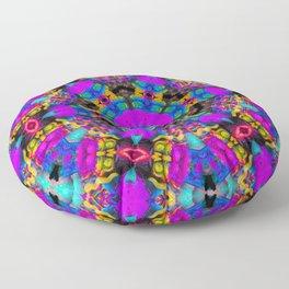 mm mandala Floor Pillow