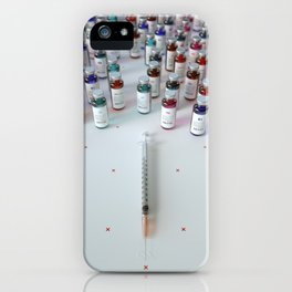 """Daily medicine"" iPhone Case"
