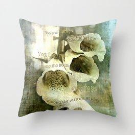 midsummer dream {e.b.b. Throw Pillow