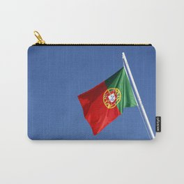 Portuguese national flag Carry-All Pouch