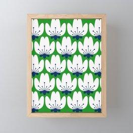 FLORAL_BLOSSOM_003 Framed Mini Art Print