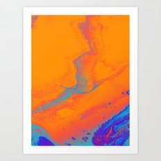 Dare You Art Print