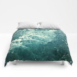 Water II Comforters