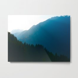 Peaks of Pennsylvania Metal Print