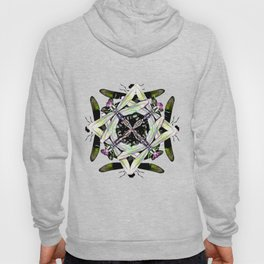 Dragonfly Cluster Hoody