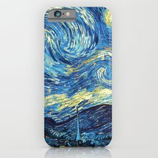 Van Gogh Starry Night Slim Case iPhone 6s