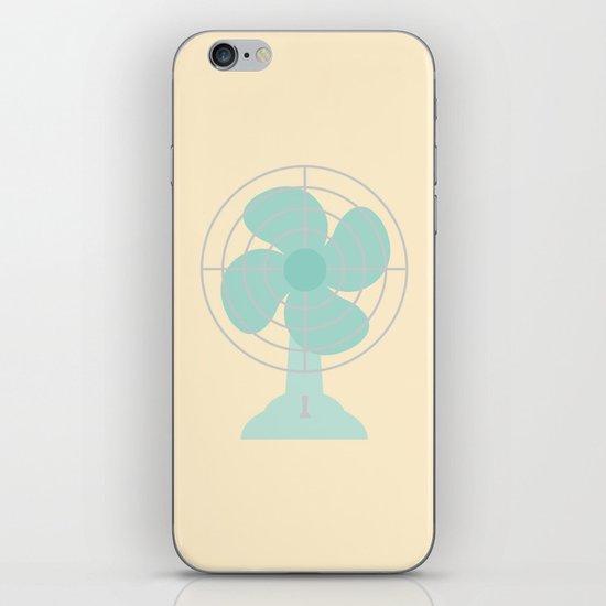 #86 Fan iPhone & iPod Skin
