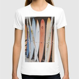 lets surf ii T-shirt
