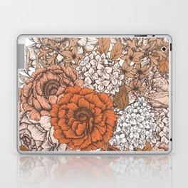 Floral Pattern 17 Laptop & iPad Skin