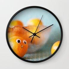 Hi, Little Cutie! Wall Clock
