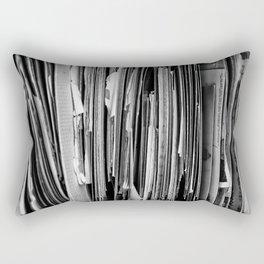 Forgotten Memories Rectangular Pillow