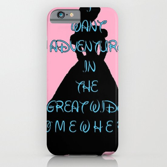 Princess Belle iPhone & iPod Case