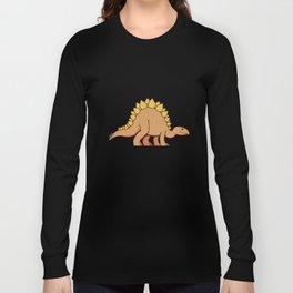 DinoKids Stegosaurus 01 Long Sleeve T-shirt