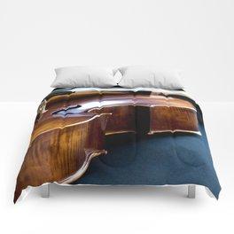 Cello in Repose Comforters