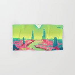 PHAZED PixelArt 3 Hand & Bath Towel