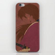 Ruroni Kenshin iPhone & iPod Skin